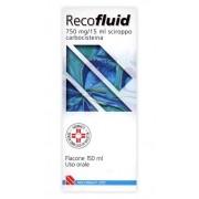 Recordati Spa Recofluid*scir Fl 150ml 750mg