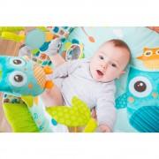 Spatiu de joaca senzorial cu multiple activitati educative pentru bebelusi