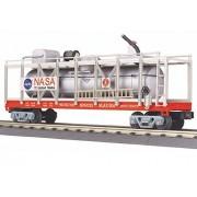 MTH TRAINS; MIKES TRAIN HOUSE NASA FIRE CAR #004