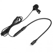 Boya BY-M2 lapel microphone for iOS devices