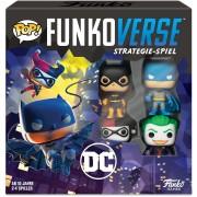 Batman Funkoverse 100 Brettspiel-multicolor - Offizieller & Lizenzierter Fanartikel Onesize Unisex