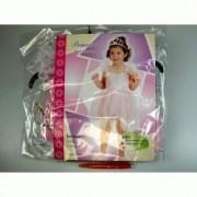 Karnevalový kostým Růžová princezna