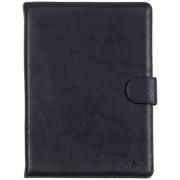 Rivacase 3017 universal 10,1 black PU leather