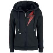 AC/DC EMP Signature Damen-Kapuzenjacke - Offizielles Merchandise