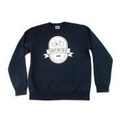 SantaFixie Sweatshirt - Donkerblauw