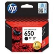 HP 650 eredeti fekete tintapatron CZ101AE