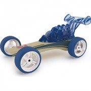 Hape - Mighty Mini - Dragster Bamboo Toy Car