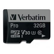 Scheda di Memoria MicroSD 32GB con Adattatore