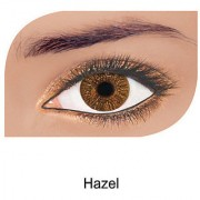 FreshLook Color Power Contact lens Pack Of 2 With Affable Free Lens Case And affable Contact Lens Spoon-5.25