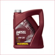 MANNOL DIESEL TDI 5W-30 5 liter