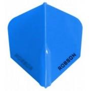 Robson Darts Flights - Robson Plus Flight Std. Blue