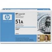 Тонер касета за Hewlett Packard LJ P3005/M3035mfp/M3027mfp (Q7551A)