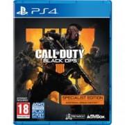 Joc Call Of Duty Black Ops 4 SPECIALIST edition pentru PlayStation 4