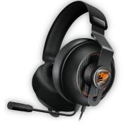 HEADPHONES, COUGAR Phontum Essential, Gaming, Microphone, Black (CG3H150P40B0001)