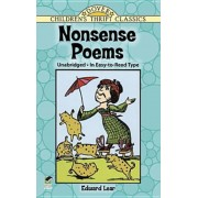 Nonsense Poems: History, Theory, and Practice, Paperback