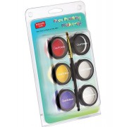 Graftobian Face Painting Palette Primary Colors