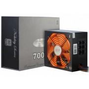 Inter-Tech InterTech CobaNitrox Nobility CN-700 NS Silber 85+ - 700 Watt Netzteil