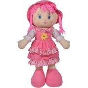Ultra Cute Adorable Baby Doll Soft Toy Baby Pink 24 inches
