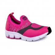 Pantofi Sport Fete BIBI Icon Baby Roz