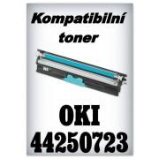 Kompatibilní toner OKI 44250723 - cyan