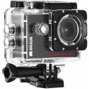 Braun Champion 4K III Action Camera Black One Size