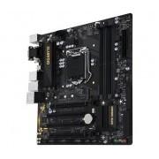 Tarjeta Madre Gigabyte ATX GA-Z270M-D3H, LGA1151, Intel Z270, HDMI, USB 3.0, 64GB DDR4, para Intel