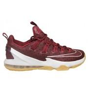 Nike Men's Lebron XIII Low Team Red/Sail/Black Basketball Shoe 13 Men US