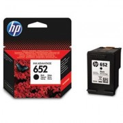 Cartus original HP 652 Black F6V25AE