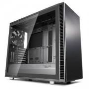 Кутия за компютър Fractal Design Define S2 Gunmetal – TG, 3 x Dynamic X2 GP-14, черен, FD-CA-DEF-S2-GY-TGL