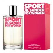 Jil Sander Sport For Women eau de toilette 100 ml Donna