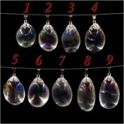 Angyal aura (opál aura ) kvarc medál