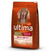Affinity Ultima Ultima Medium-Maxi Senior con pollo y arroz - 12 kg