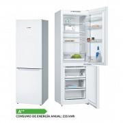 Bosch KGN36NW3B - Frigorifico Combi Nofrost A++ Alto 185 Cm Ancho 60 Cm Blanco