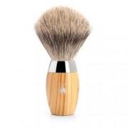 Pamatuf Muehle Fine Badger cu par de bursuc si maner lemn de maslin 281H870