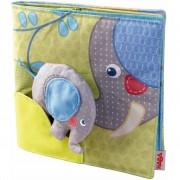 HABA Fabric Book Elephant Egon 300146