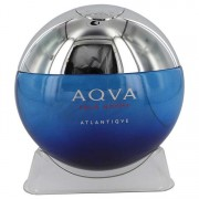 Bvlgari Aqua Atlantique Eau De Toilette Spray (Tester With Stand) 3.4 oz / 100.55 mL Men's Fragrance 541816