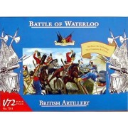 1/72 Battle of Waterloo British Artillery