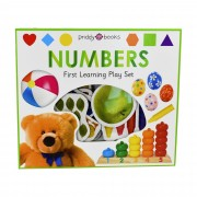 Priddy Books First Learning Numbers Play Set - Ages 0-5 - Board Book - Priddy Books