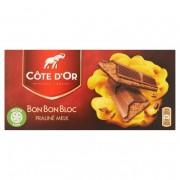 Cote d´Or BonBonBloc praliné melk