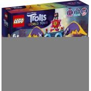 Lego Trolls (41254). Concerto a Vulcano Rock City