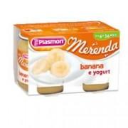 Plasmon (Heinz Italia Spa) Plasmon Omogeneizzato Yogurt Banana 120 G X 2 Pezzi