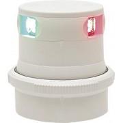 Aqua Signal Serie 34 wit Driekleuren LED Navigatielicht