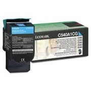 Laser Toner Lexmark for C540,C543,C544,X543,X544 - 1 000 pages Cyan