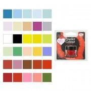 Pastkolor Colorante en polvo - Rainbow Dust - Color Negro