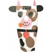 Jucarie educativa Janod Sackanimo - Cow Costumes