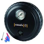 Casals 17 Bars Tyre Inflator Retail Box 1 year