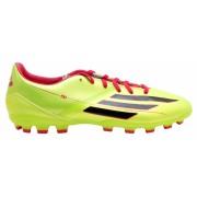 adidas Voetbalschoenen F10 TRX AG geel heren maat 41 1/3