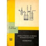 Analytická chemie kvantitativní