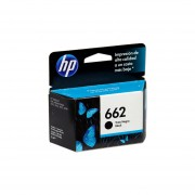 Cartucho de Tinta HP 662 Negro, Modelo, CZ103AL