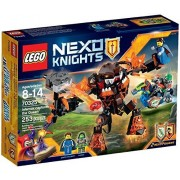 Import Legonex Knights LEGO Nexo Knights - 70325 Infernox Captures the Queen Building Set [Parallel import goods]